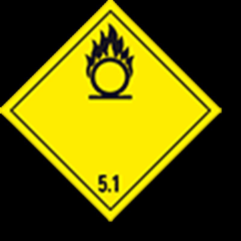 5.1 Oxiderende stoffen zonder tekst