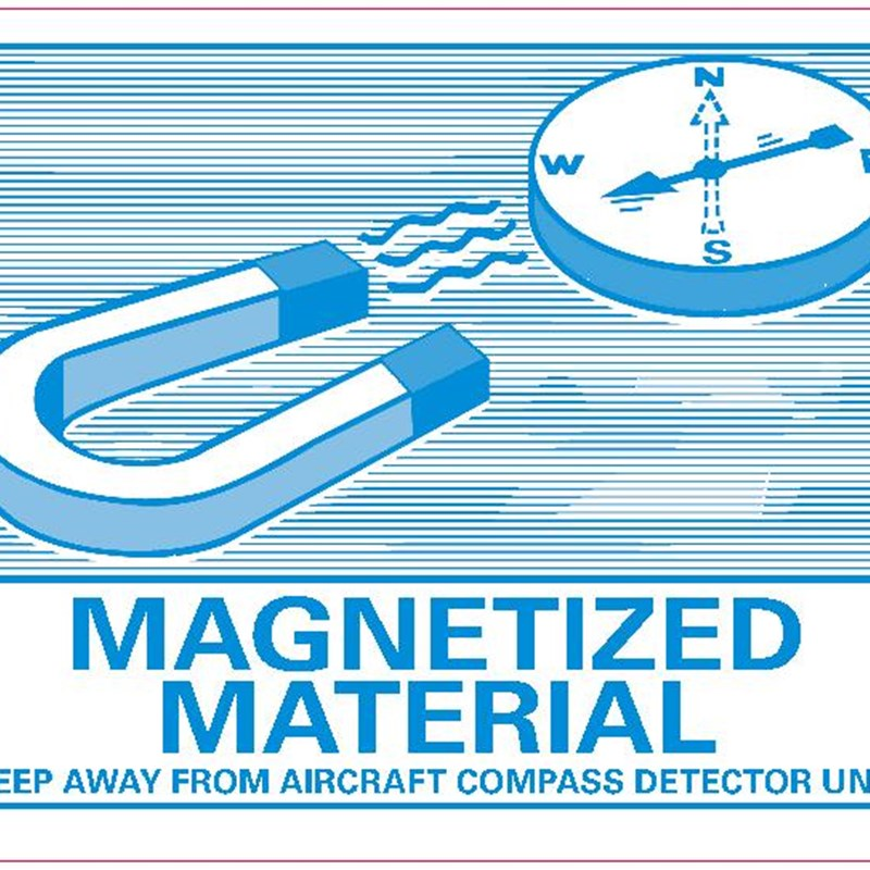 Magnetized Material