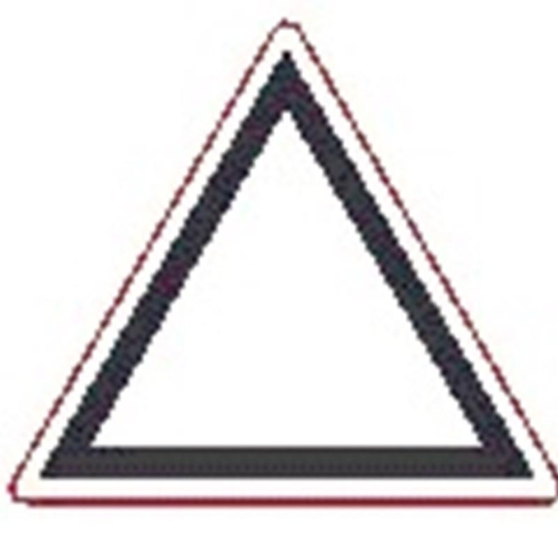 Tast-driehoek