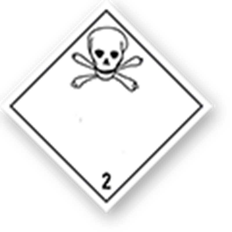 2.3 Toxic gases without text
