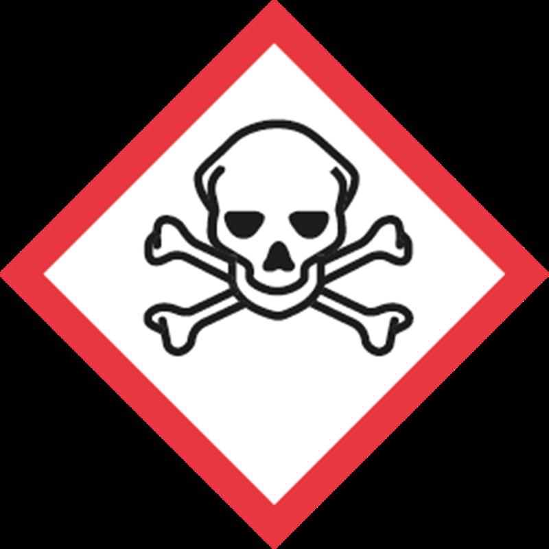 GHS Toxic