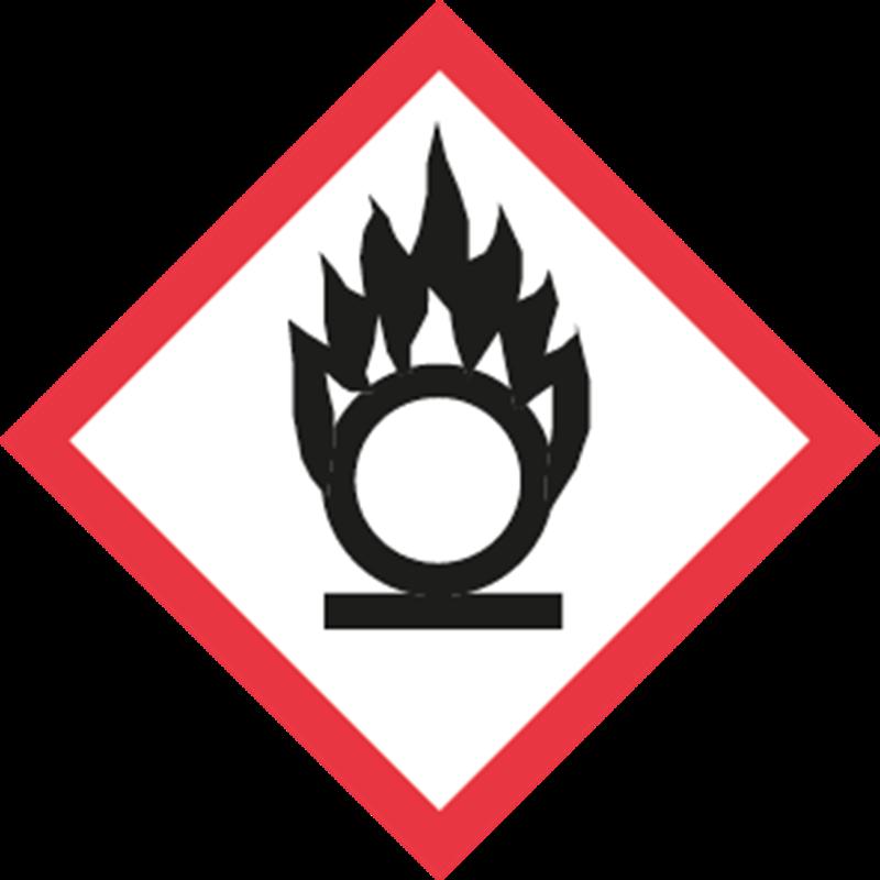 GHS Oxidizing