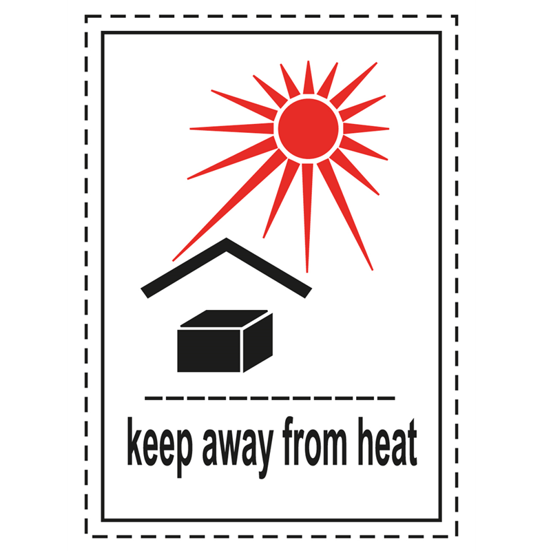Keep Away From Heat