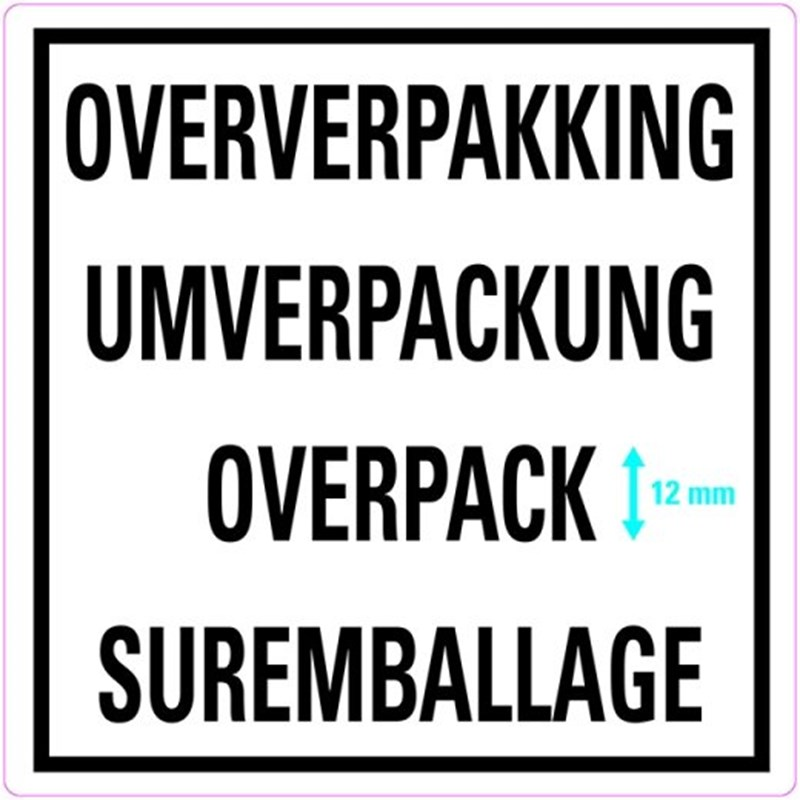 Overpack 4 Talig