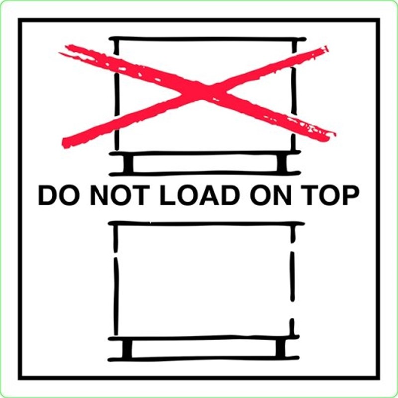 Do Not Load On Top